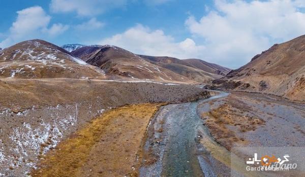 سایلوجمسکی؛ حیات وحش شگفت انگیز در مرز روسیه و مغولستان