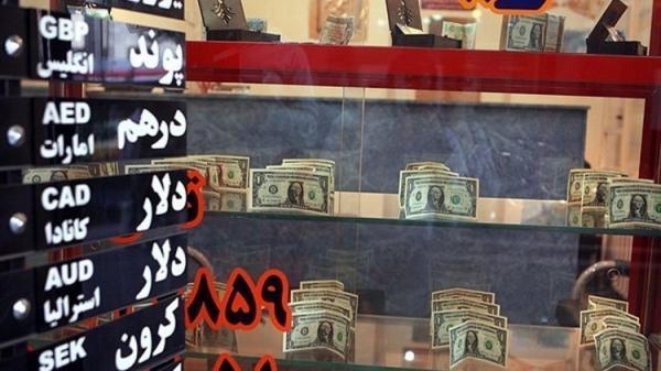 قیمت دلار و یورو در صرافی ملی پنجشنبه 13 خرداد 1400