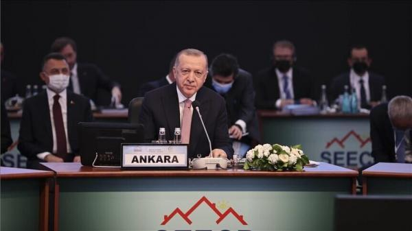 اردوغان درباره پیامدهای امنیتی اسلام هراسی و نژادپرستی هشدار داد