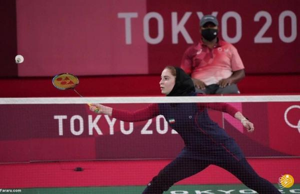 تاریخ سازی ثریا آقایی در المپیک توکیو