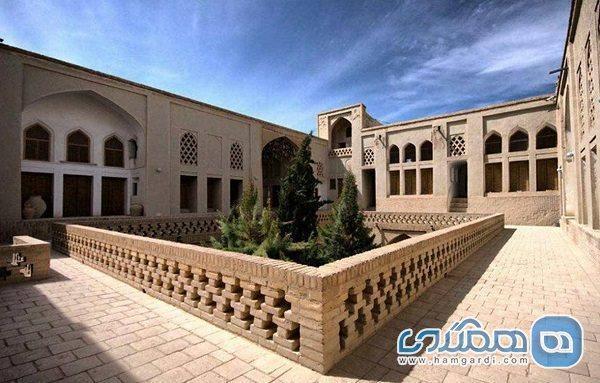 خانه تاریخی پیرنیا؛ دیدنی بی مثال و فراموش نشدنی در نائین