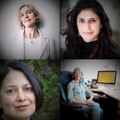 آشنایی با 4 دانشمند زن تاثیرگذار عصر حاضر