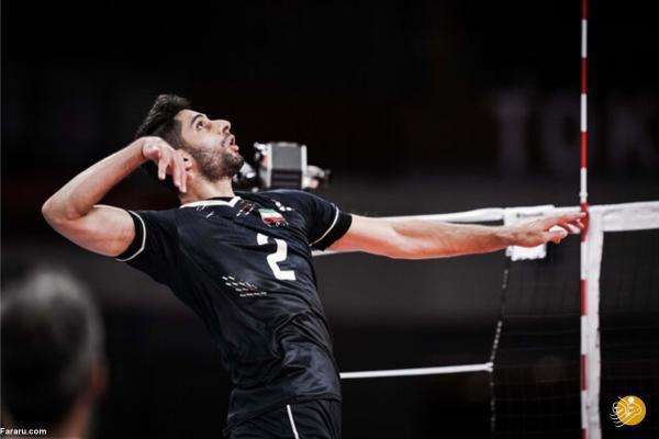 تازه ترین صحبت های کاپیتان تازه تیم ملی والیبال ایران