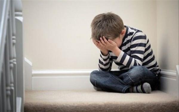 اضطراب از دست دادن والدین بر دوش کودک است
