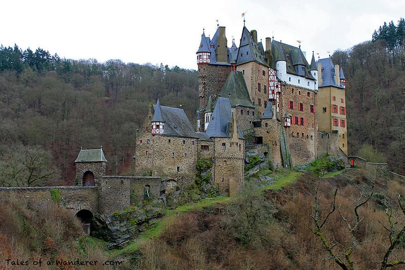 زیباترین قلعه های اروپا را بشناسید
