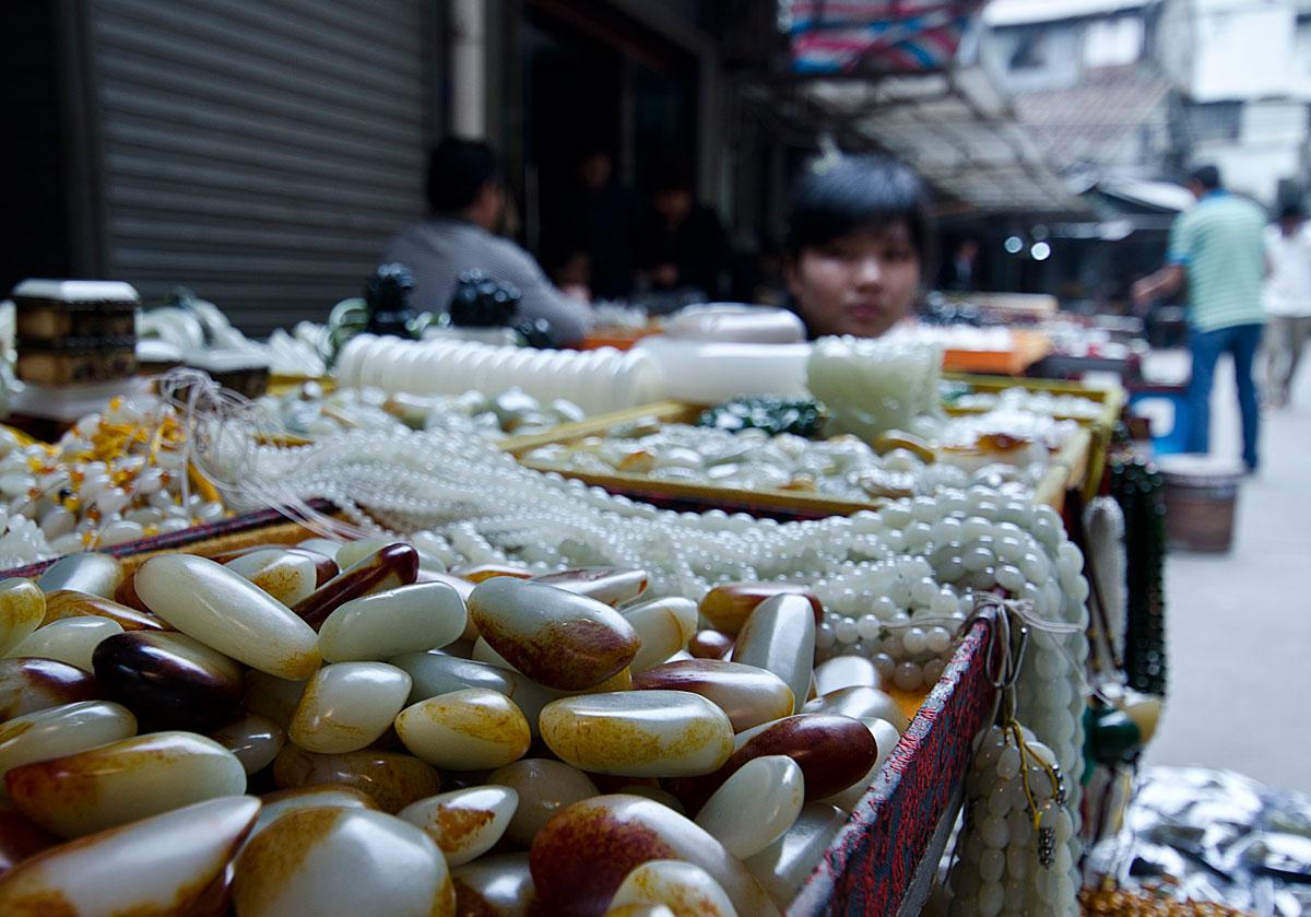 خرید سوغاتی و هدیه در شهر گوانجو
