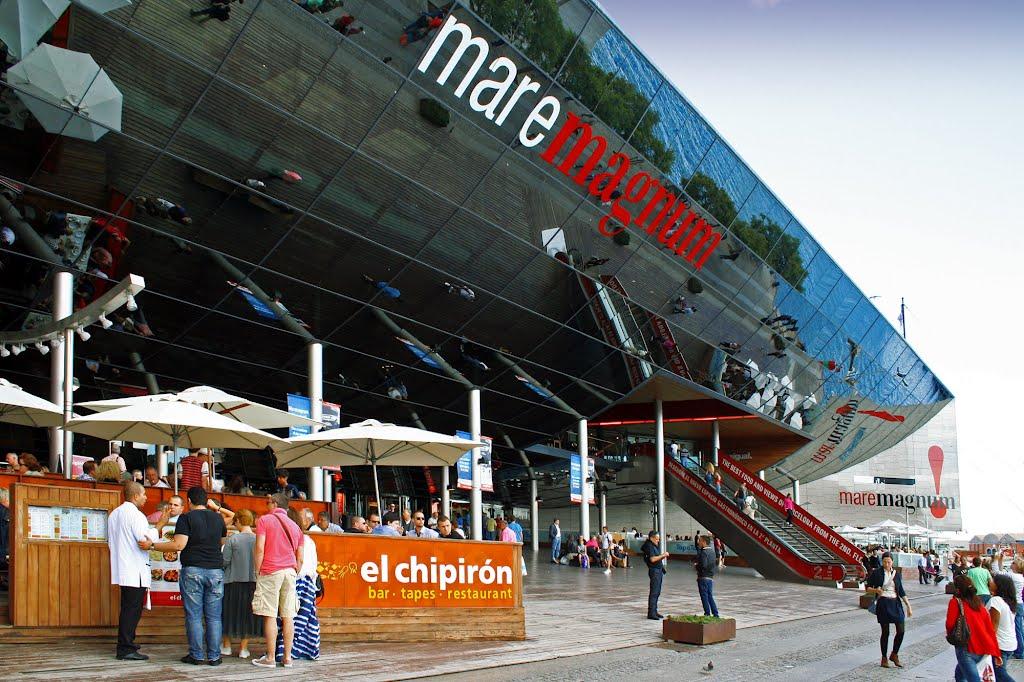بهترین مراکز خرید شهر بارسلون اسپانیا