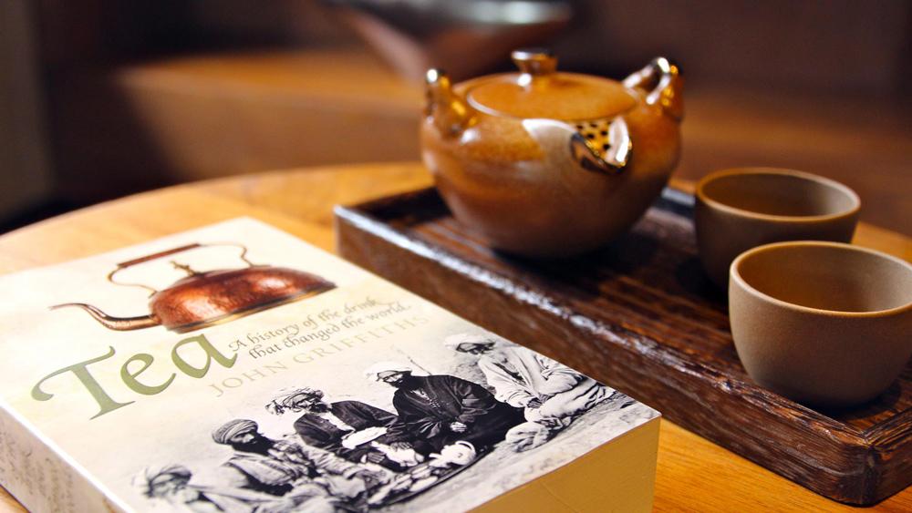 فرهنگ نوشیدن چای در کشور چین
