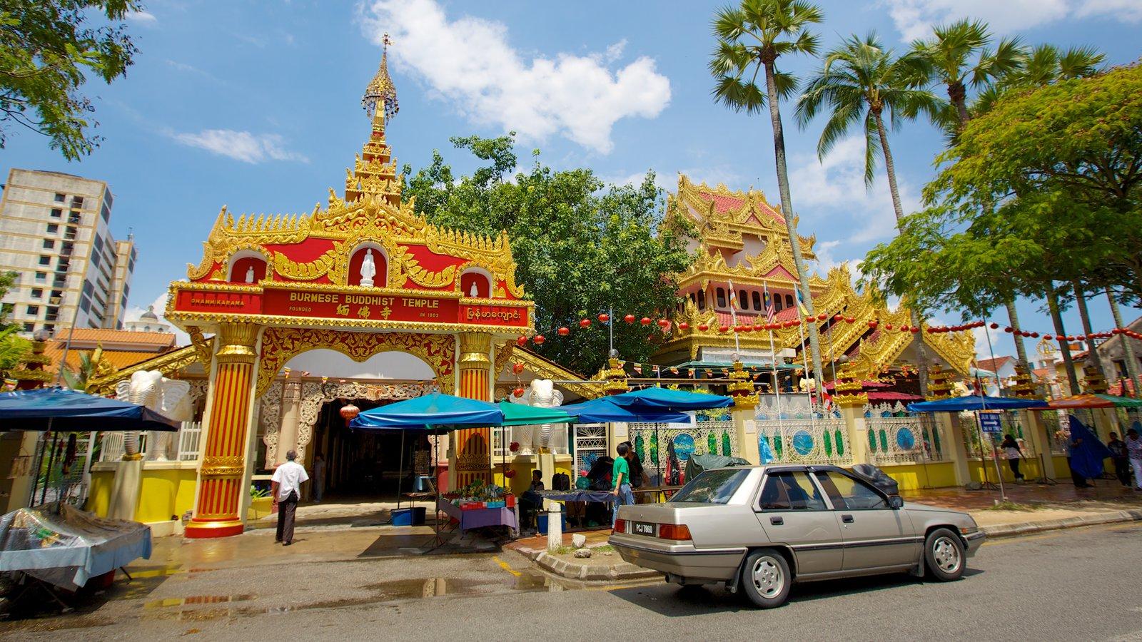 جاذبه های پنانگ برای بازدید