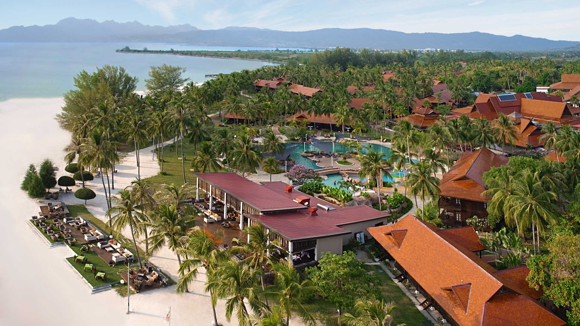 هتل مریتاس پلانگی بیچ ریزورت لنکاوی