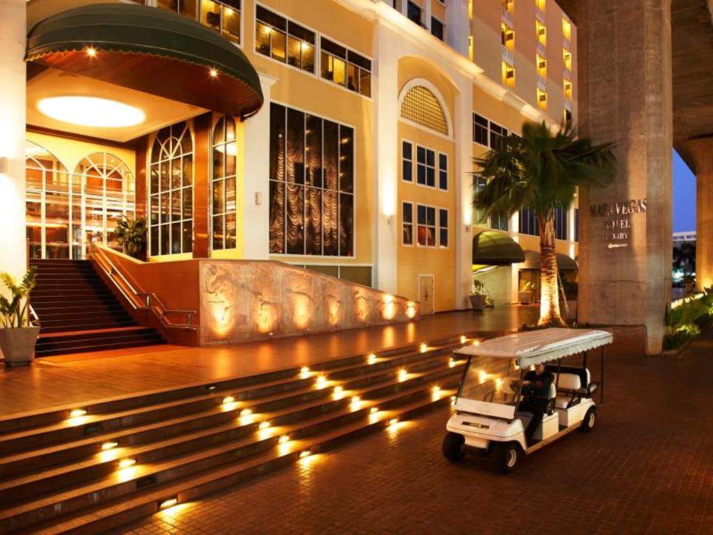 امکانات هتل ناسا وگاس بانکوک