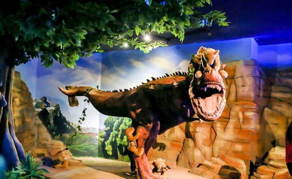 موزه خرس تدی در پاتایا