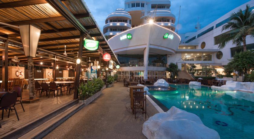 هتل رویال کروز پاتایا