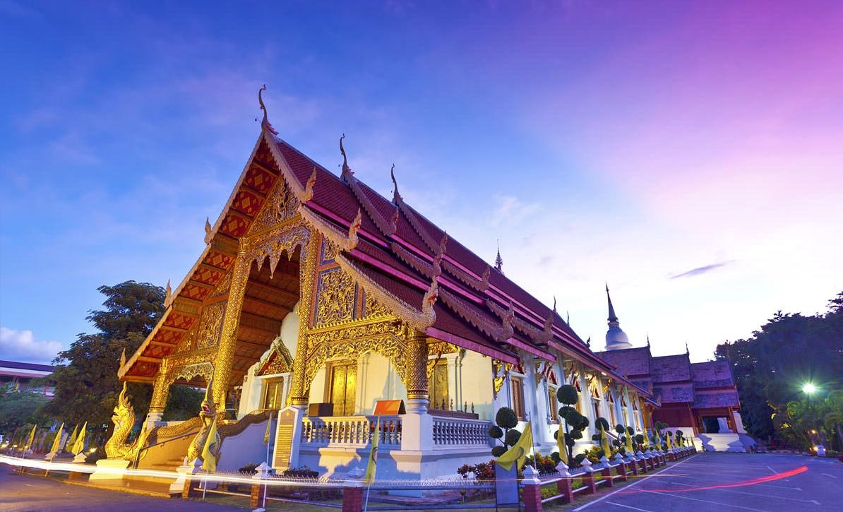 جاذبه های تاریخی چیانگ مای