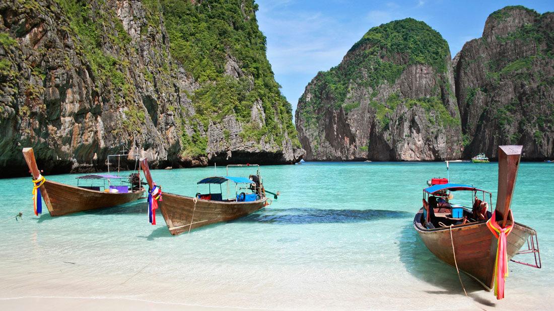 بهترین ماه سفر به تایلند