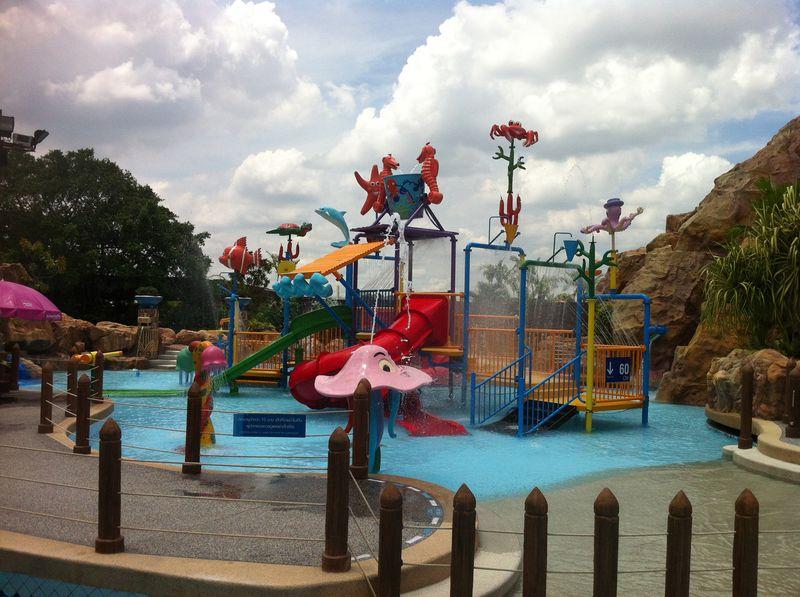 پارک های آبی تایلند