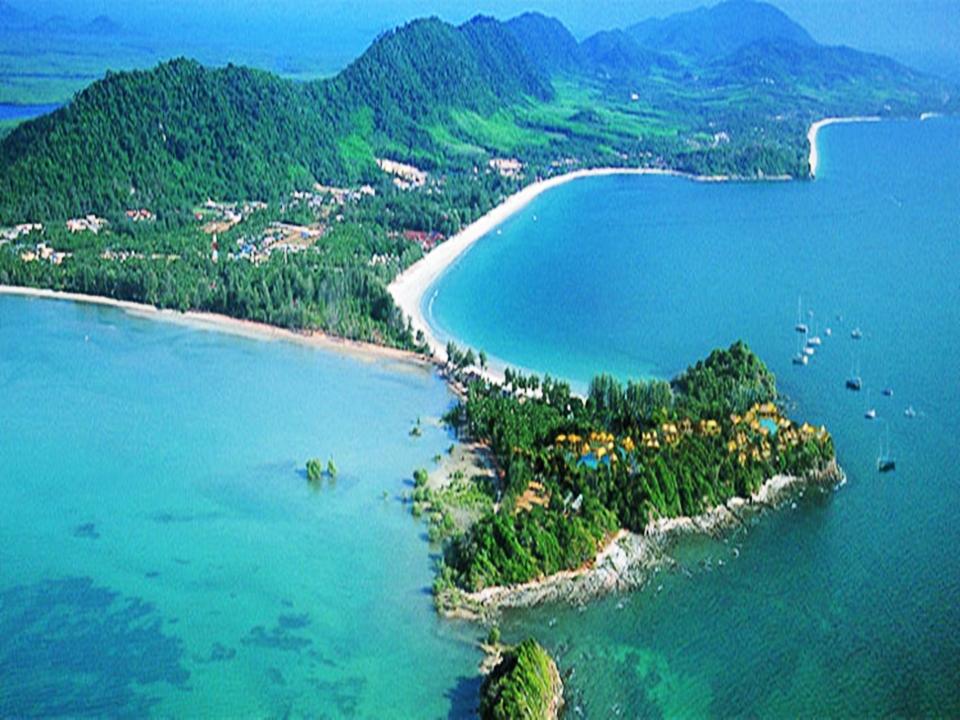 آشنایی با بهترین جزایر تایلند