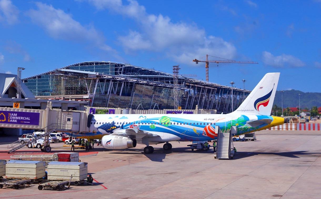 فرودگاه بین المللی پوکت تایلند